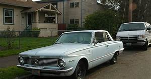 Old Parked Cars   1964 Plymouth Valiant Signet 200