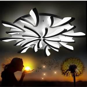 Deckenleuchten Led Mit Fernbedienung : led deckenleuchte mit fernbedienung inspirierendes design f r wohnm bel ~ Orissabook.com Haus und Dekorationen