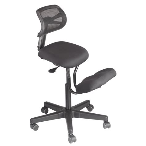 Kneeling Chair Uk by Solace Kneeling Chair With Mesh Back Bp1442 Mesh Kit Jobri