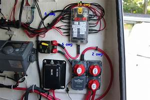 Using A Dual Battery Charger And A Bep Dual Battery Cluster - The Hull Truth