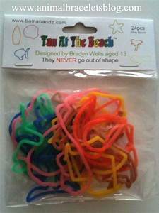 Bama Bandz Tan At The Beach Pack - Silly Bandz & Animal ...