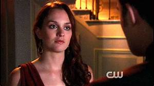 Ask Chuck Bass, You and Blair have no chemistry! Face with ...