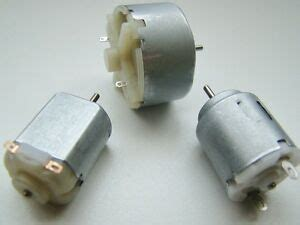 Smallest Electric Motor by Miniature Small Electric Motor Brushed 1 5v 12v Dc For
