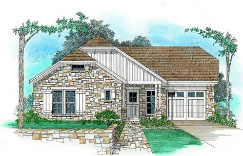 Cozy Cottage - 12534RS   Architectural Designs - House Plans