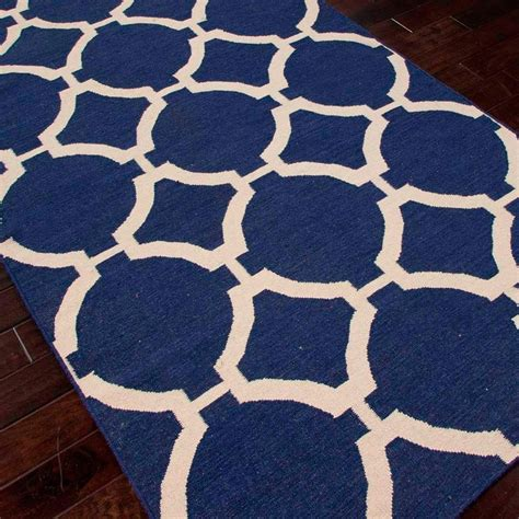 white and navy rug 1000 images about navy blue and white for the home on