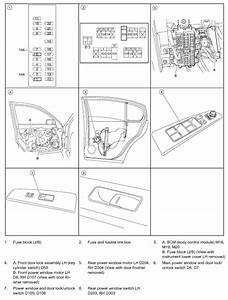 Need Wiring Diagram 2005 Altima Power Window Dr Front