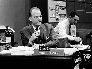 The Rest Of The Story: Paul Harvey, Conservative Talk ...