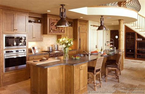 Unique Kitchen Designs Decor Ideas Themes Homes