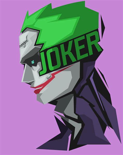 Joker Animated Hd Wallpaper - animated photo of dc character joker hd wallpaper