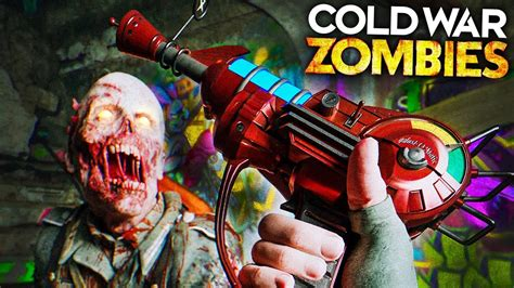 zombies cold war teaser gameplay