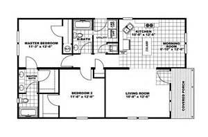 manufactured home floor plan 2009 norris norris porch 27pen28462ah09