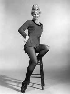 Grace Lee Whitney Yeoman Janice Rand Star Trek