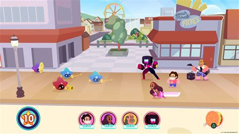 save the light pc release steven universe rpg coming this summer ok k o let 39 s be