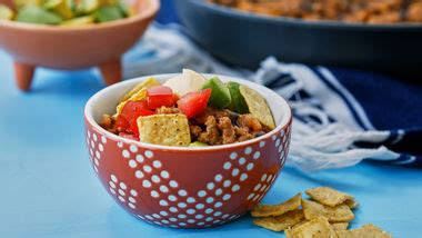 Whole Wheat Taco Boats Nutrition by White Turkey Chili Whole Wheat Taco Boats Recipe From