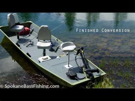 Jon Boat Vs Inflatable by Custom Bass Boat Seahawk 4 Doovi