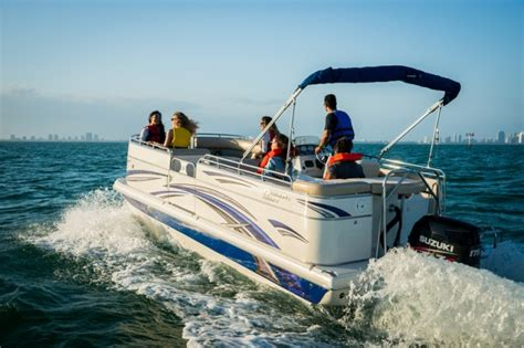 Bennington Pontoon Boats Nh by Material Difference Carolina Skiff Introduces The