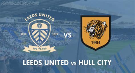 Leeds United Fc Vs Hull City
