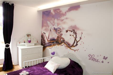 chambre fille déco chambre fille fee