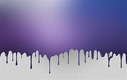 Drip Paint Theme Keynote Background Ppt Powerpoint