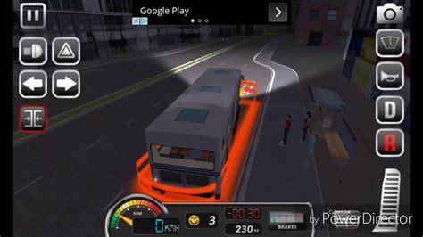 je joue   jeux de bus  youtube