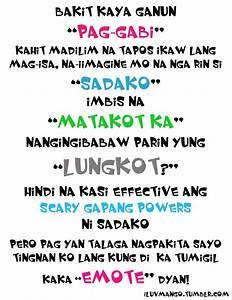 funny quotes ta... Tagalog English Quotes