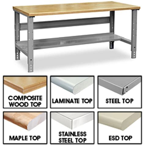 Work Bench, Work Benches In Stock Uline