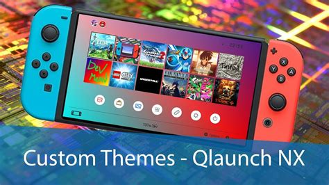 Custom Themes How To Install Custom Themes On The Nintendo Switch