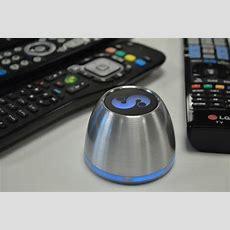 Spin Remote  Tastenlose Allinoneuniversalfernbedienung