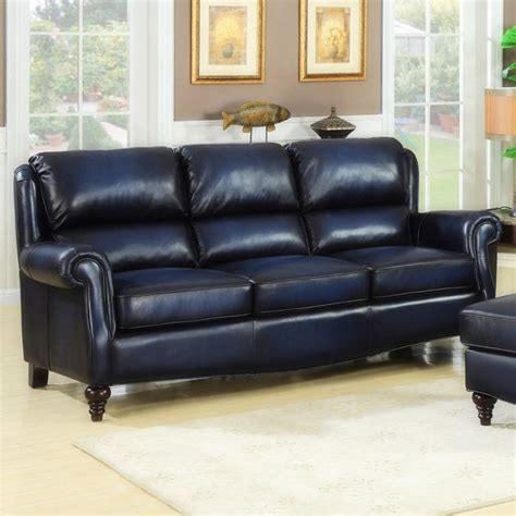 navy blue leather sofa and loveseat best 25 navy leather sofa ideas on pinterest leather