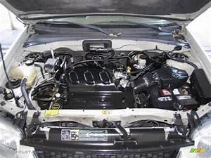 2003 Ford Escape Limited 3 0 Liter Dohc 24
