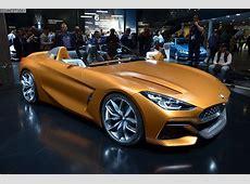 BMW Z4 M40i G29 Kommt das sportliche TopModell in zwei