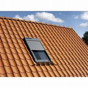 Prix Velux Leroy Merlin : volet fen tre de toit roulant nergie solaire velux ssl ~ Melissatoandfro.com Idées de Décoration