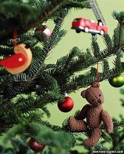 10, Rustic, Christmas, Tree, Ornaments, You, Can, Make, Yourself