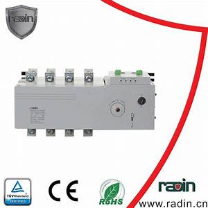 China Generator Ats Automatic Transfer Switch Wiring Diagram