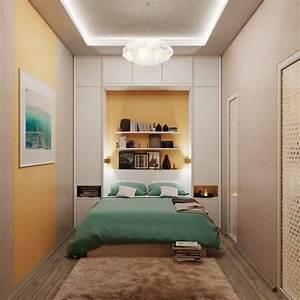 Kleines Schlafzimmer Gestalten : 30 kleine schlafzimmer die modern und kreativ gestaltet sind ~ A.2002-acura-tl-radio.info Haus und Dekorationen