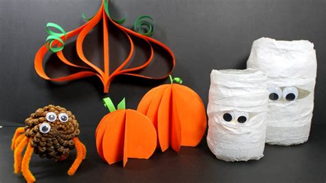 Halloween Craft Ideas You Can Make