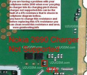 Cellfirmware  Nokia 2690 Charger Not Supported Problem