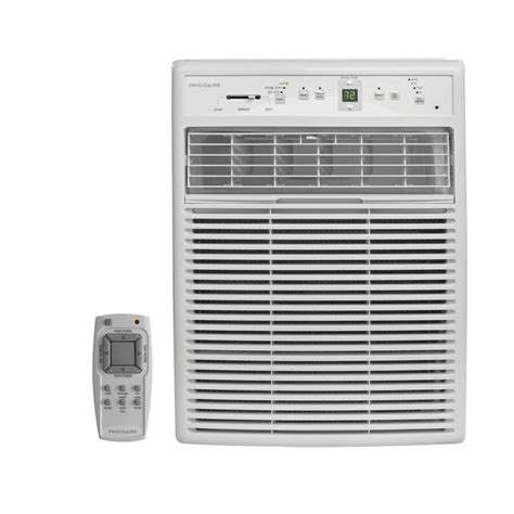 frigidaire 8 000 btu 115 volt room air conditioner with function remote ffrs0822s1