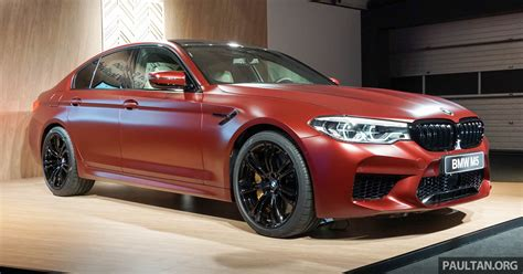 Gallery F90 Bmw M5 First Edition Only 400 Units