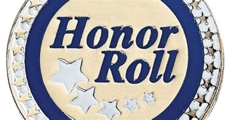 Recognize Honor Roll Achievement In Your Elementary School