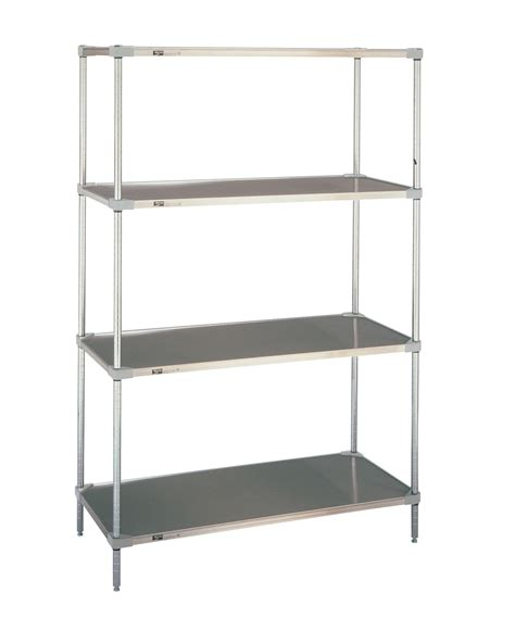 Amazing Stainless Steel Shelving Unit Home Inspiration