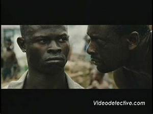 Blood Diamond Scene: You Will Dig Up What You Came For ...