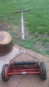 Value Of Antique Craftsman Reel Mowers