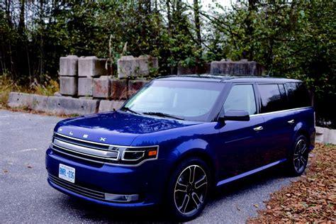2013 Ford Flex Platinum Review