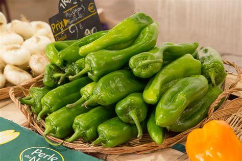 cuisiner le poivron vert recettes poivrons verts