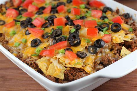 mexican casserole recipe blogchef