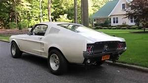~~SOLD~~1967 Ford Mustang Fastback For Sale~289~Wimbledon White~2 Owners~FANTASTIC!! - YouTube