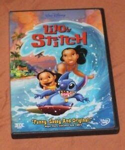 It tackles some relevant themes such as family value, the need to. Disney's Lilo & Stitch (DVD, 2002) 786936165142   eBay