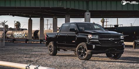 Chevrolet Silverado Dakar   D622 Gallery   Fuel Off Road