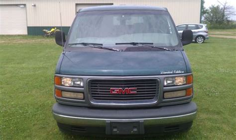 auto air conditioning repair 1998 gmc savana 1500 electronic throttle control find used 1998 gmc savana 1500 starcraft limited conversion van in kirkwood illinois united